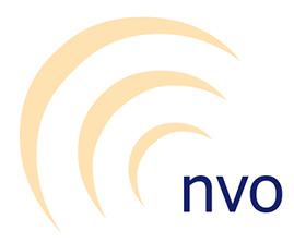 Logo NVO - Nederlandse Vereniging Van Pedagogen en Onderwijskundigen
